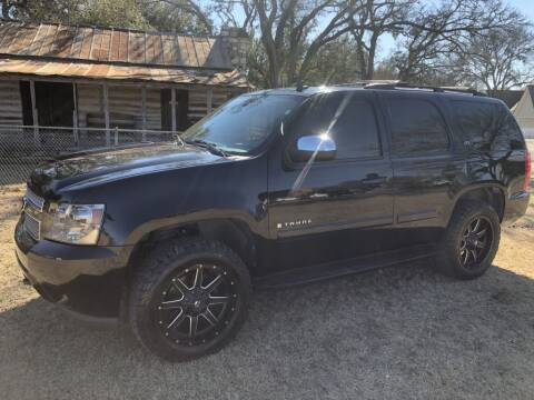 2008 Chevrolet Tahoe for sale at Village Motors Of Salado in Salado TX