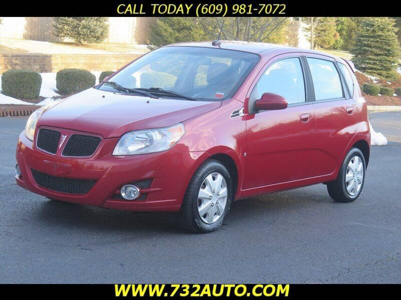 2009 Pontiac G3 for sale at Absolute Auto Solutions in Hamilton NJ