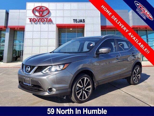 2017 Nissan Rogue Sport for sale at TEJAS TOYOTA in Humble TX