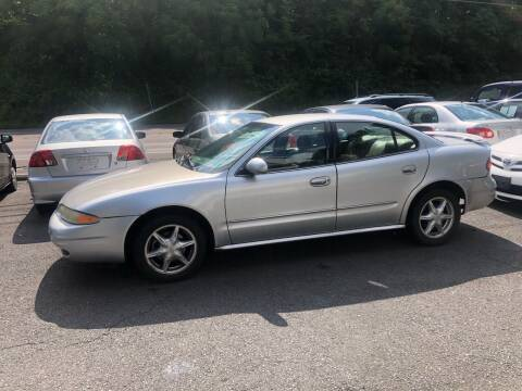 2001 Oldsmobile Alero for sale at 22nd ST Motors in Quakertown PA