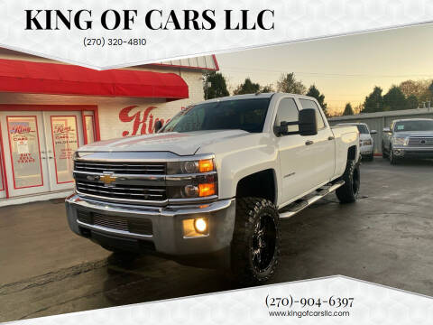 2015 Chevrolet Silverado 2500HD for sale at King of Cars LLC in Bowling Green KY