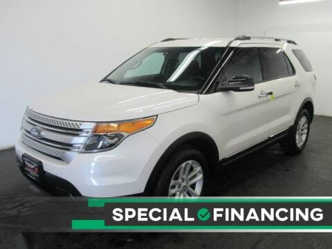 2013 Ford Explorer for sale at Automotive Connection in Fairfield OH