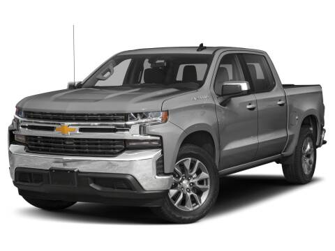 2021 Chevrolet Silverado 1500 for sale at Herman Jenkins Used Cars in Union City TN