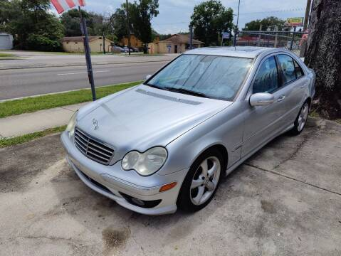 2006 Mercedes-Benz C-Class for sale at Advance Import in Tampa FL