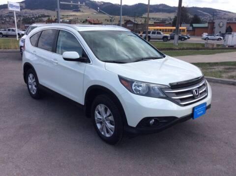 2014 Honda CR-V for sale at Carmart 360 Missoula in Missoula MT