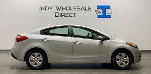 2016 Kia Forte for sale at Indy Wholesale Direct in Carmel IN