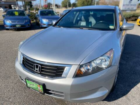 2010 Honda Accord for sale at Auto Union LLC in Virginia Beach VA