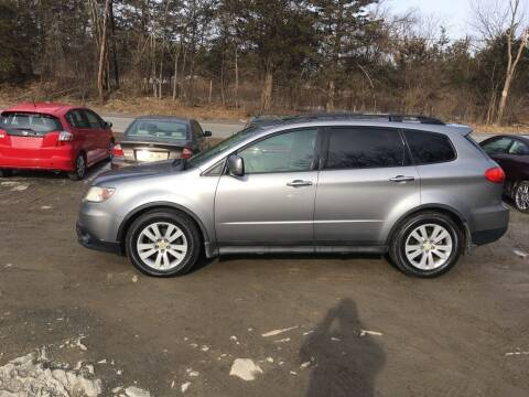 2008 Subaru Tribeca for sale at B & B GARAGE LLC in Catskill NY