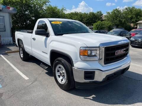 2014 GMC Sierra 1500 for sale at Auto Solution in San Antonio TX