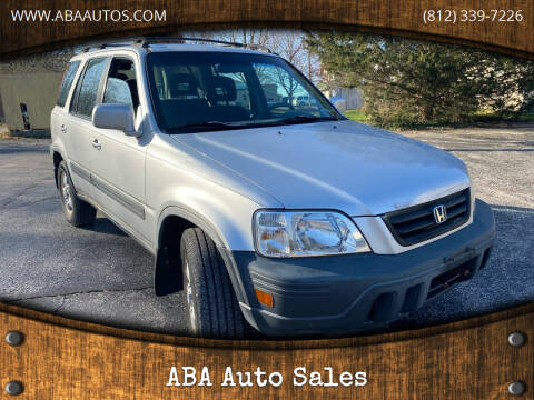 1999 Honda CR-V for sale at ABA Auto Sales in Bloomington IN