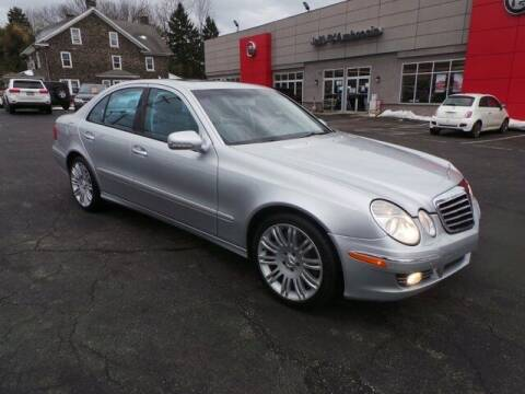 2007 Mercedes-Benz E-Class for sale at Jeff D'Ambrosio Auto Group in Downingtown PA