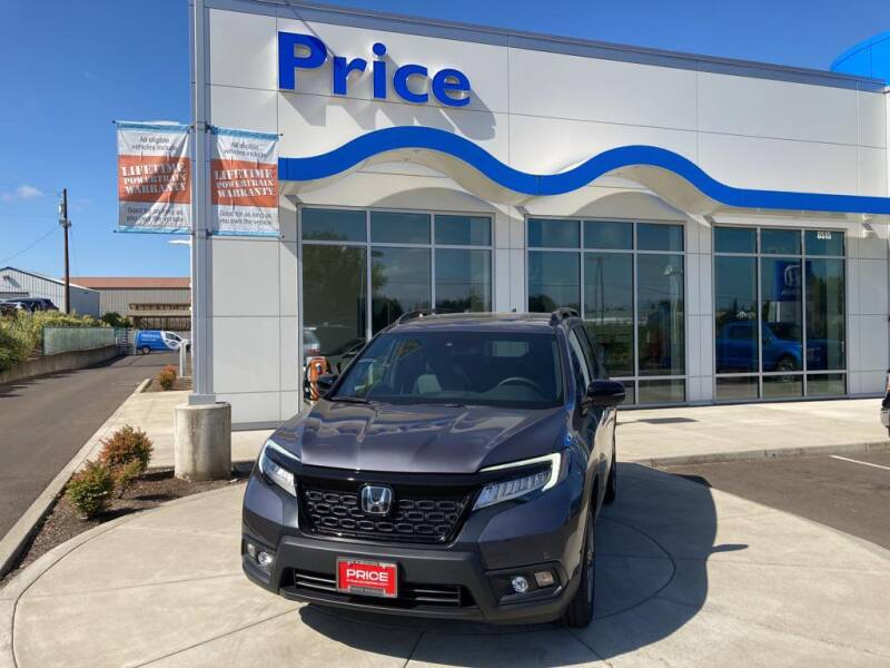 2021 Honda Passport for sale in Mcminnville, OR