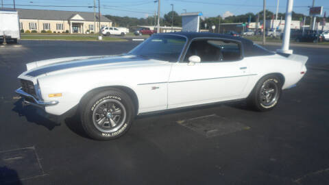 1973 Chevrolet Camaro for sale at Classic Connections in Greenville NC