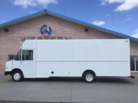 2005 Freightliner P1000 Step Van for sale at Western Specialty Vehicle Sales in Braidwood IL