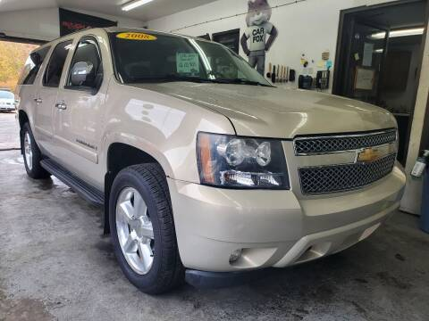 2008 Chevrolet Suburban for sale at Oxford Auto Sales in North Oxford MA