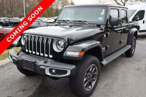 2020 Jeep Gladiator for sale at 495 Chrysler Jeep Dodge Ram in Lowell MA