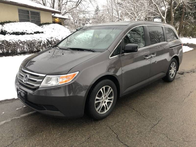 2012 Honda Odyssey for sale at Urban Motors llc. in Columbus OH