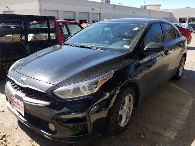 2020 Kia Forte for sale at Don Herring Mitsubishi in Plano TX