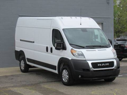 2021 RAM ProMaster Cargo for sale at K&M Wayland Chrysler  Dodge Jeep Ram in Wayland MI