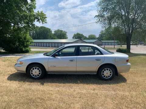 2002 Buick Century for sale at Velp Avenue Motors LLC in Green Bay WI