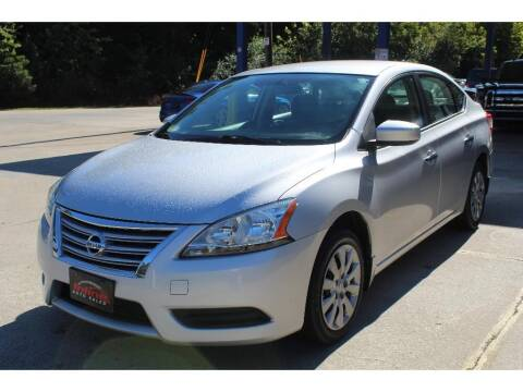 2014 Nissan Sentra for sale at Inline Auto Sales in Fuquay Varina NC