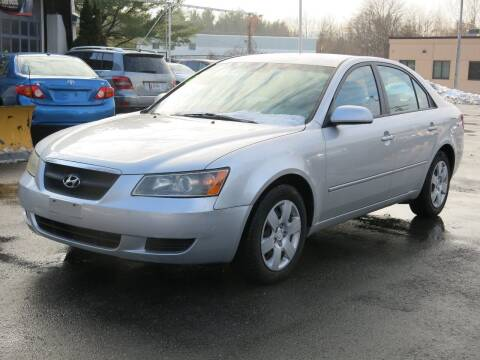 2007 Hyundai Sonata for sale at United Auto Service in Leominster MA