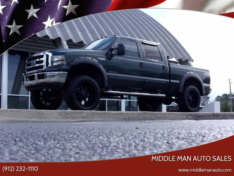 2001 Ford F-250 Super Duty for sale at Middle Man Auto Sales in Savannah GA