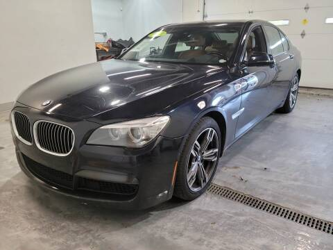 2014 BMW 7 Series for sale at Redford Auto Quality Used Cars in Redford MI