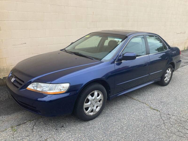 2002 Honda Accord for sale at Bill's Auto Sales in Peabody MA