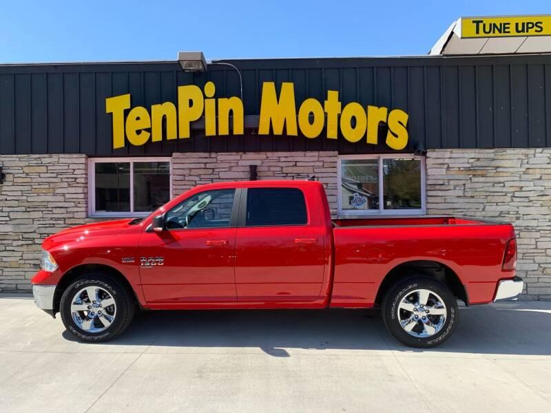 2019 RAM Ram Pickup 1500 Classic for sale at TenPin Motors LLC in Fort Atkinson WI