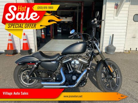 2020 Harley Davidson XL883 N for sale at Village Auto Sales in Milford CT