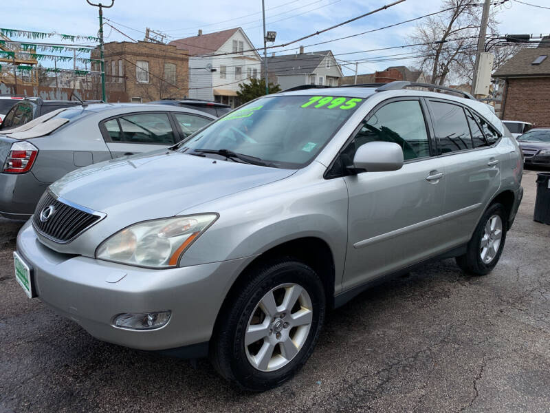 2006 Lexus RX 330 for sale at Barnes Auto Group in Chicago IL