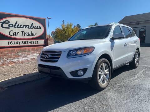 2012 Hyundai Santa Fe for sale at Columbus Car Trader in Reynoldsburg OH