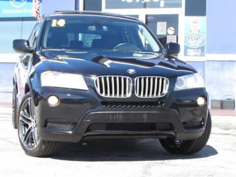 2014 BMW X3 for sale at VIP AUTO ENTERPRISE INC. in Orlando FL