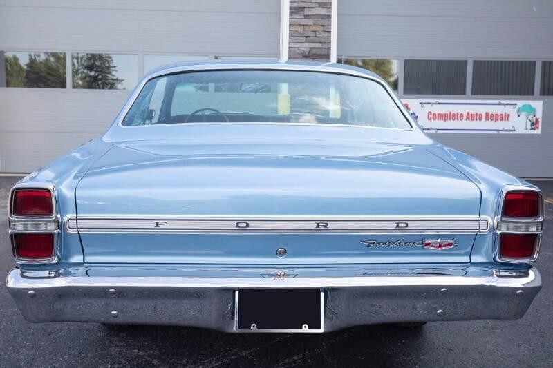 1967 Ford Fairlane GT - West Seneca NY