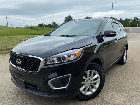 2016 Kia Sorento for sale at Gwinnett Luxury Motors in Buford GA