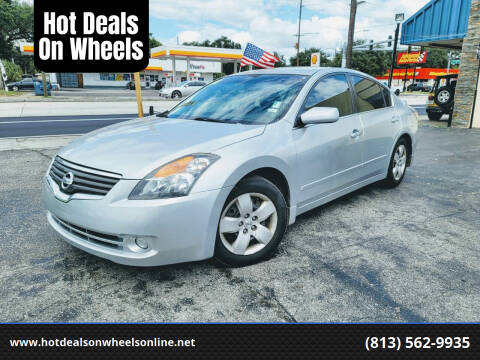 2007 Nissan Altima for sale at Hot Deals On Wheels in Tampa FL
