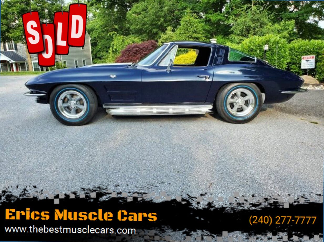 1964 Chevrolet Corvette SOLD SOLD SOLD