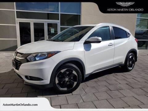 2016 Honda HR-V for sale at Orlando Infiniti in Orlando FL