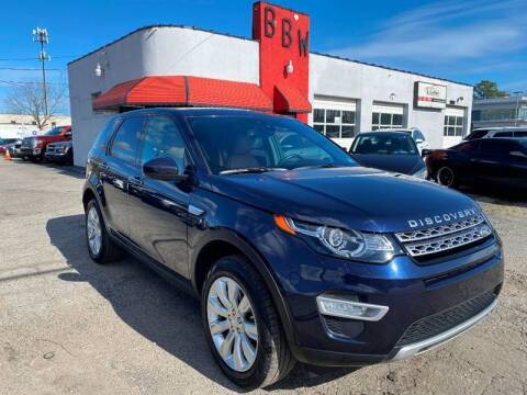 2016 Land Rover Discovery Sport for sale at Best Buy Wheels in Virginia Beach VA