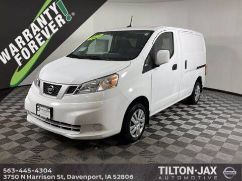 2021 Nissan NV200 for sale at Virtue Motors in Darlington WI