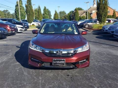 2017 Honda Accord Hybrid for sale at Southern Auto Solutions - Georgia Car Finder - Southern Auto Solutions - Lou Sobh Honda in Marietta GA
