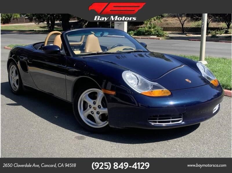1998 Porsche Boxster for sale in Concord, CA