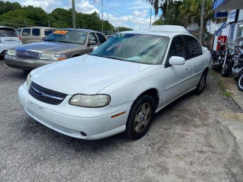 2003 Chevrolet Malibu for sale at Ideal Motors in Oak Hill FL