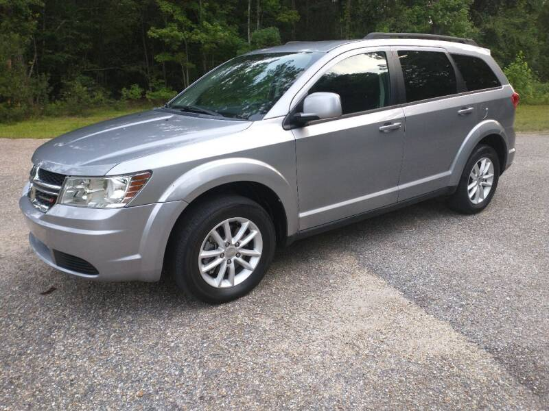 2016 Dodge Journey for sale at J & J Auto of St Tammany in Slidell LA