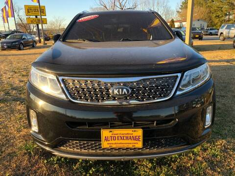 2014 Kia Sorento for sale at Washington Motor Company in Washington NC