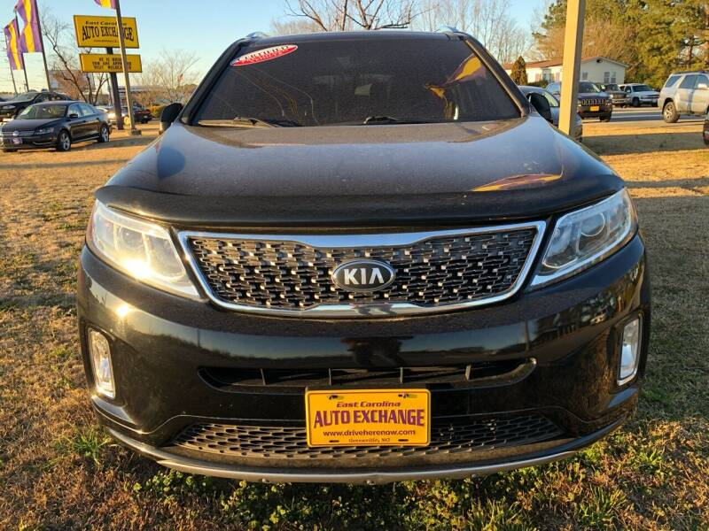 2014 Kia Sorento for sale at Washington Motor Company in Washington NC
