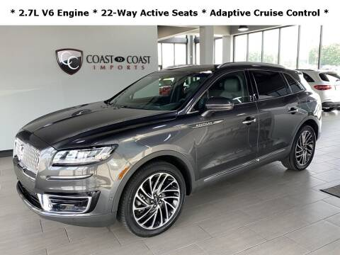 2020 Lincoln Nautilus for sale at Coast to Coast Imports in Fishers IN