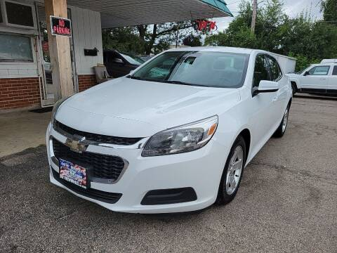 2016 Chevrolet Malibu Limited for sale at New Wheels in Glendale Heights IL