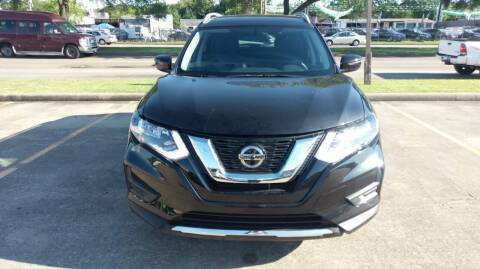 2018 Nissan Rogue for sale at Nation Auto Cars in Houston TX